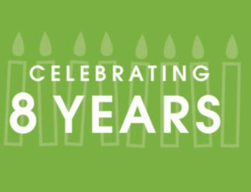 HDPT Celebrates 8 Years